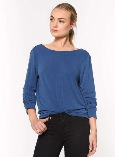Only Bluz Lacivert